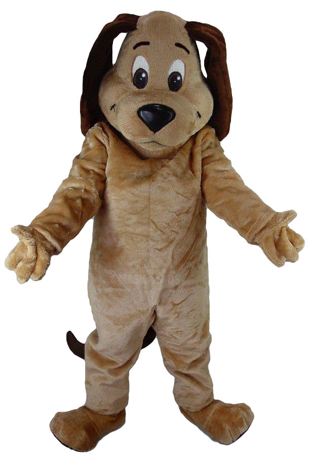 Tang Dog Mascot Costume 45133 Mask US