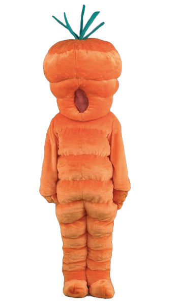 Carrot Costume - Plush Mascot