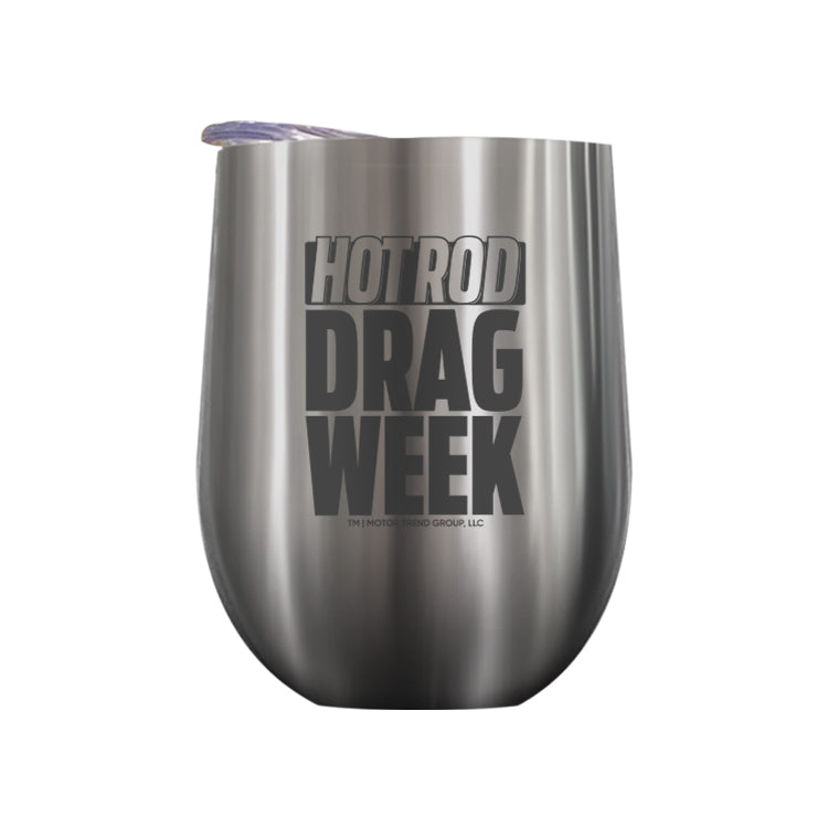 Drag Week Logo