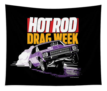 Drag Week Holden - Tapestry