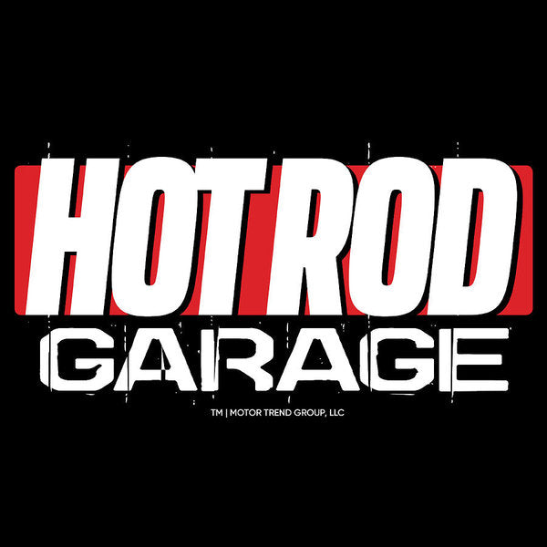 Hot Rod Garage - Art Print