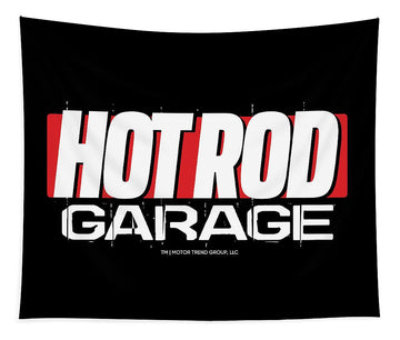Hot Rod Garage - Tapestry
