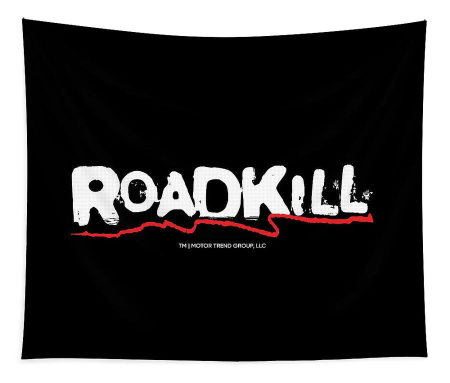 Roadkill Logo - Tapestry