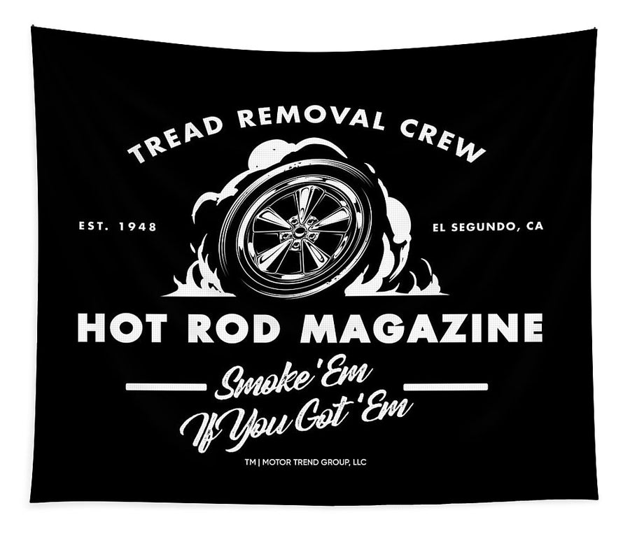 Tread Removal Crew - Tapestry