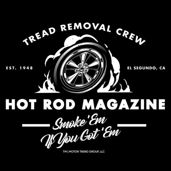 Tread Removal Crew - Art Print