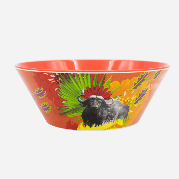 Charming Buffalo Adventure Bowl