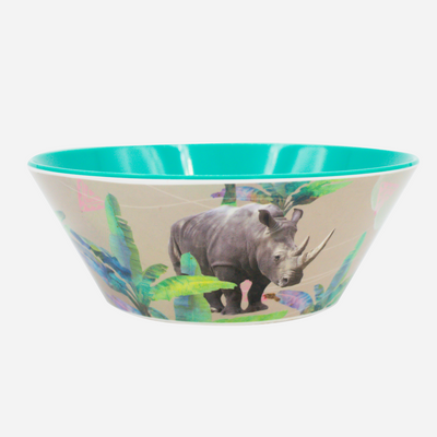 Holiday Rhino Adventure Bowl