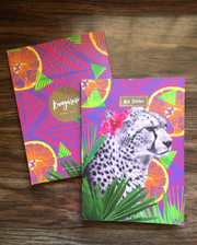 Citrus Cheetah Notebook