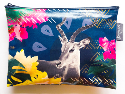 Midnight Impala Pouch