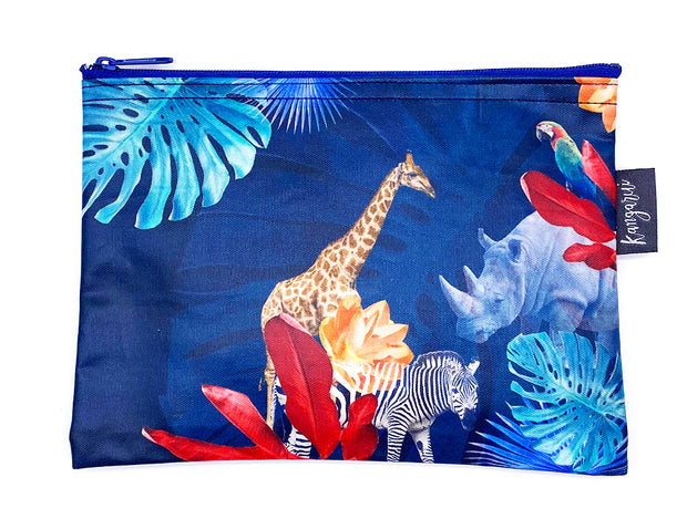 Midnight Safari Pouch