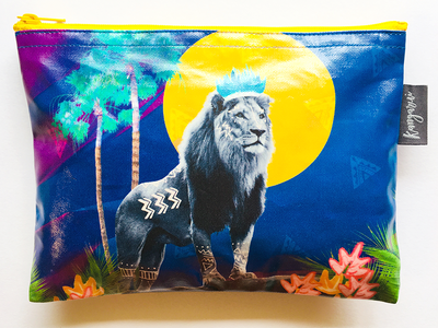 Stand Tall Simba Pouch