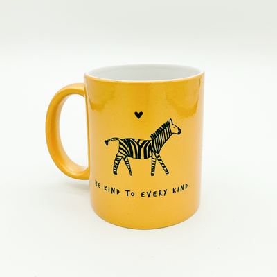 Be Kind to every Kind Sunshine Mug