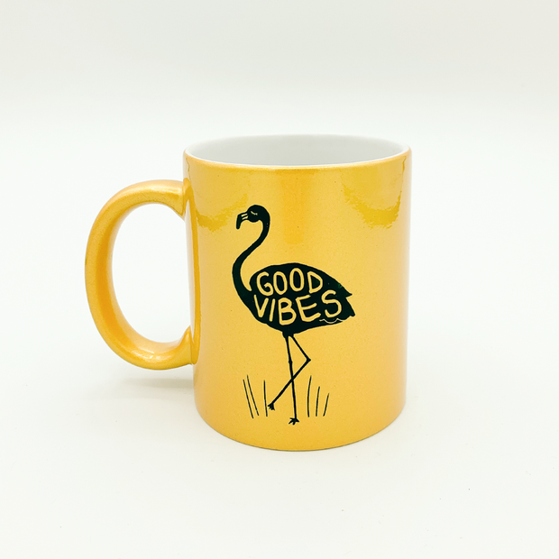 Good Vibes Sunshine Mug
