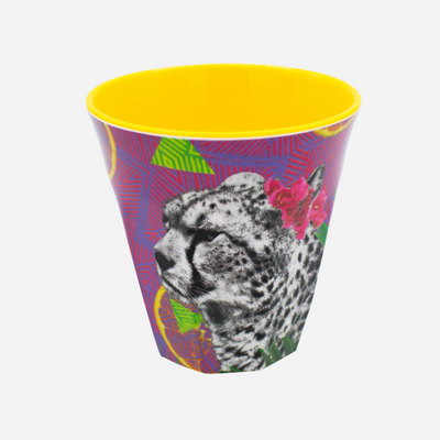 Citrus Cheetah Adventure Tumbler
