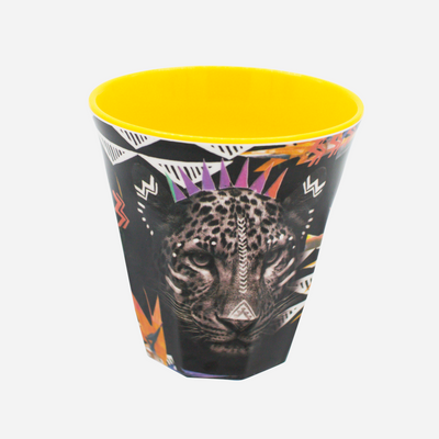 Fierce Leopard Adventure Tumbler