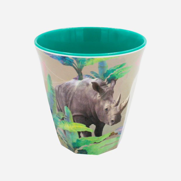 Holiday Rhino Adventure Tumbler