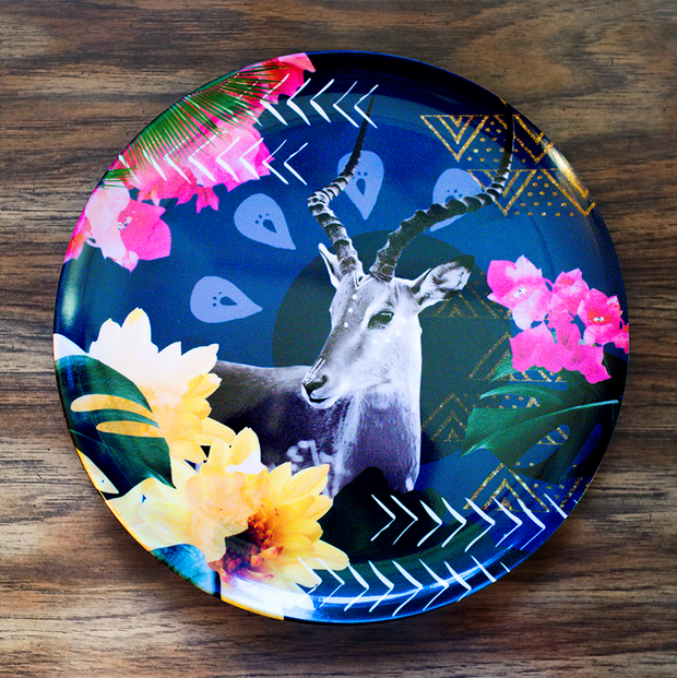 Midnight Impala Adventure Plate
