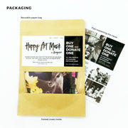 Party Elly Happy Art Mask