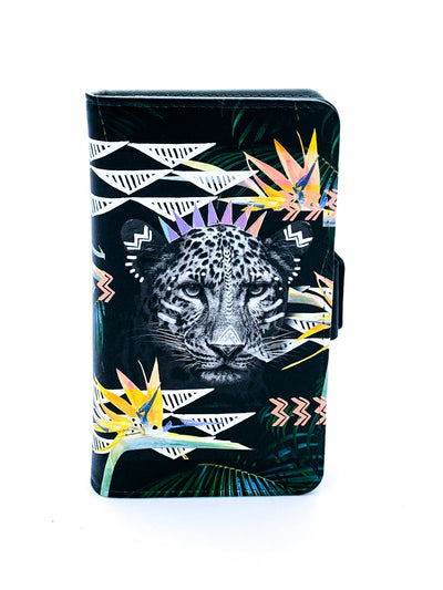 Fierce Leopard Wild Phone Case