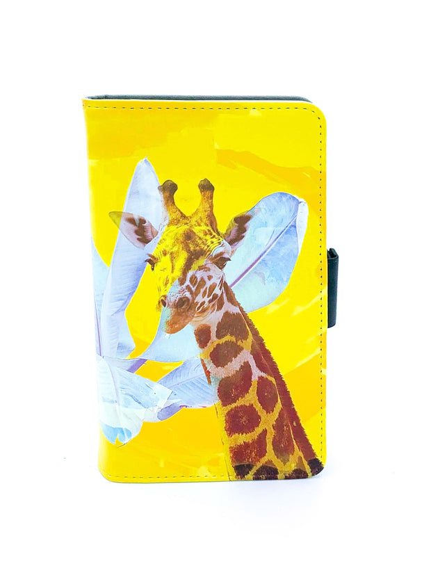 Radiant Giraffe Wild Phone Case