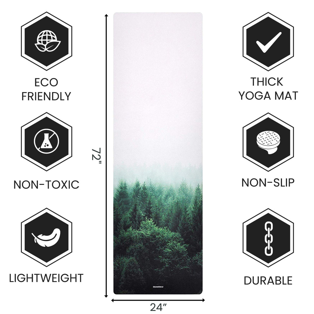 Best Grip Yoga Mat-More Suede More Grip