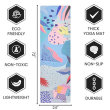 Load image into Gallery viewer, Non Toxic Yoga Mat