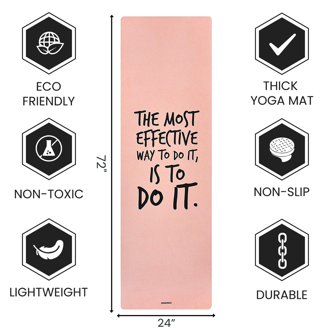 XL Yoga Mat for Beginners