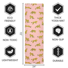 Load image into Gallery viewer, Yoga Mat Strap - 1.5 mm Thick Fordable Mat