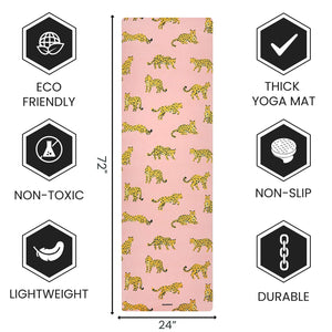 Yoga Mat Strap - 1.5 mm Thick Fordable Mat