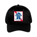 Blue Collar Punk Trucker Hat