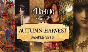 Autumn Harvest Sample Set