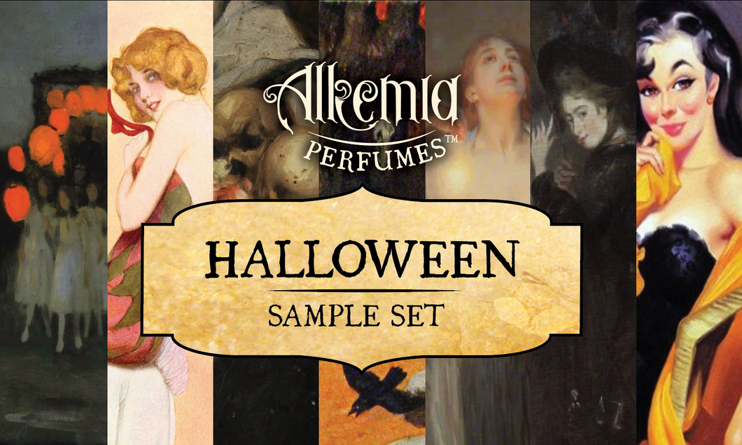 Halloween Sample Set - 7pc