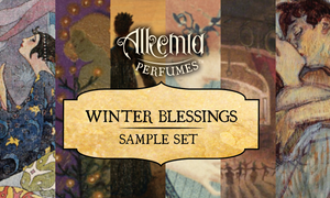 Winter Blessings Sample Set