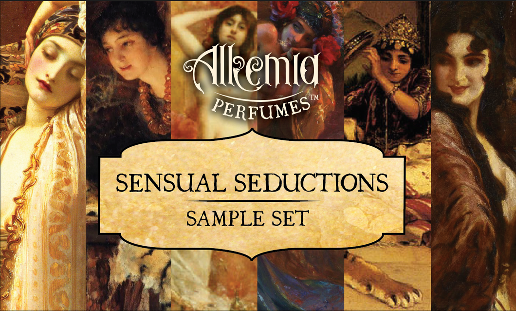 Sensual Seductions Sample Set