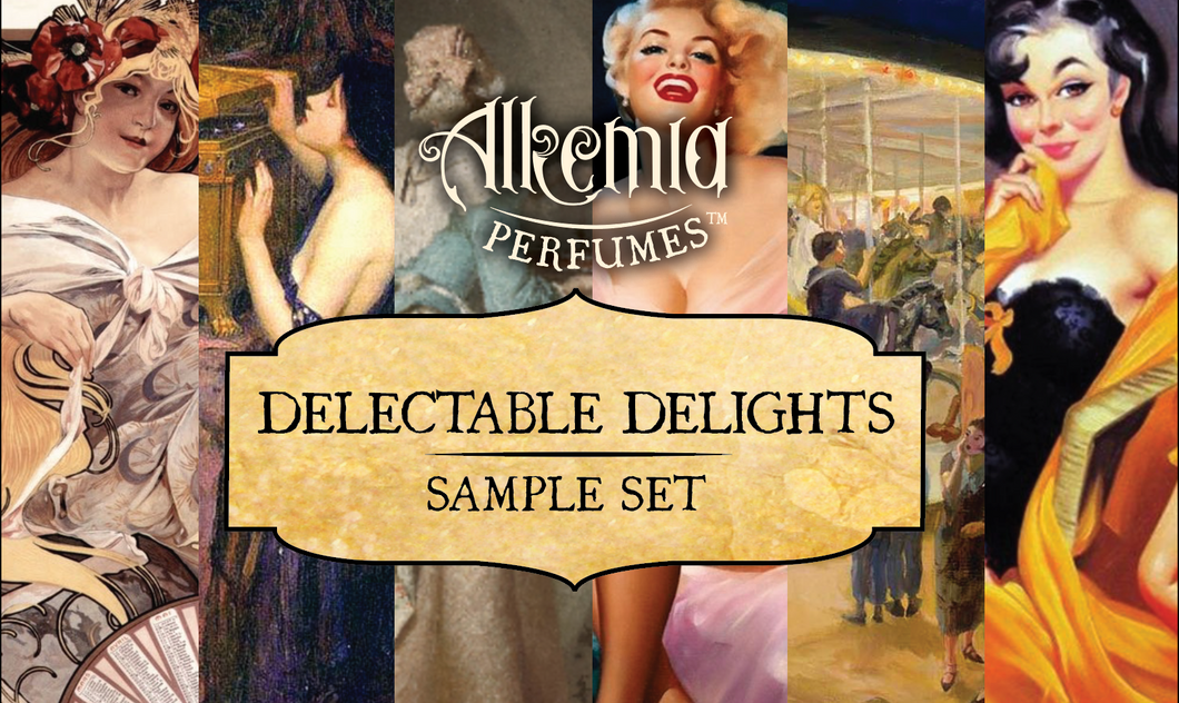 Delectable Delights Sample Set