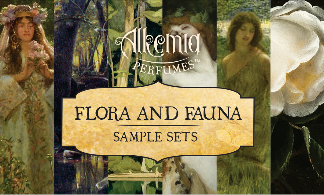 Flora and Fauna Sample Set