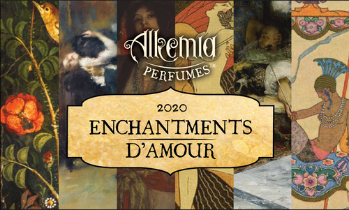 2020 Enchantments D'Amour Sample Set