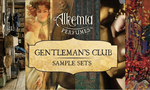 Gentleman's Club Sample Set