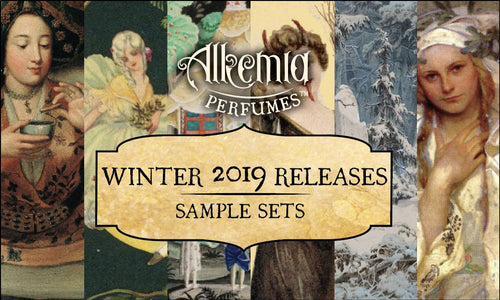 Winter 2019 Releases Sample Set