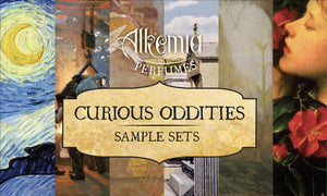 Curious Oddities Sample Set