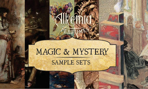 Magic & Mystery Sample Set