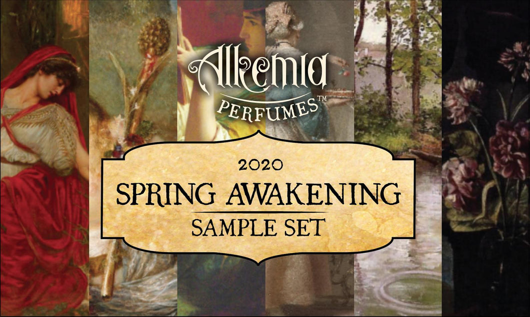 2020 Spring Awakening Sample Set