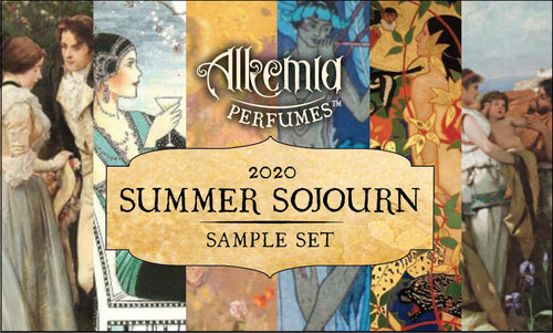 Summer Sojourn Sample Set
