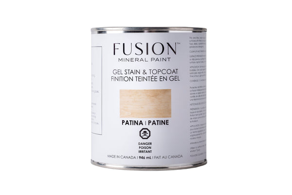 Fusion™ Gel Stain & Topcoat