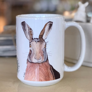 Woodland Creatures Coffee Mugs
