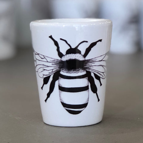 Birds & Bees - Bee Shot Glass
