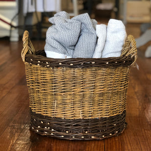 Artisan Willows Laundry Basket - Small