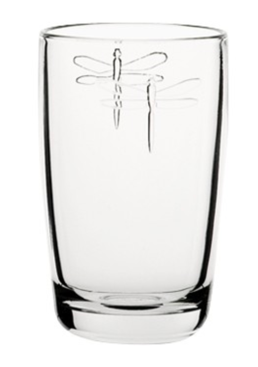 Dragonfly Juice Glass