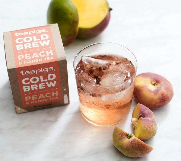 Teapigs® Cold Brew Peach and Mango