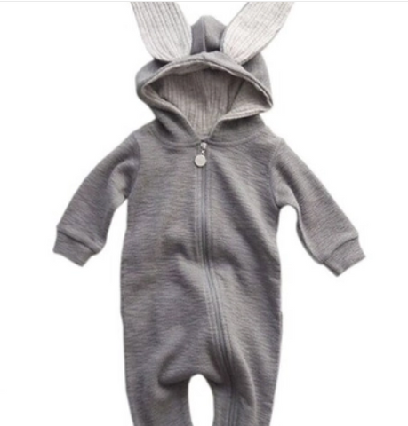 Bunny Sleep Suit by Mama Siesta